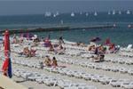 Одесса пляж Дельфин