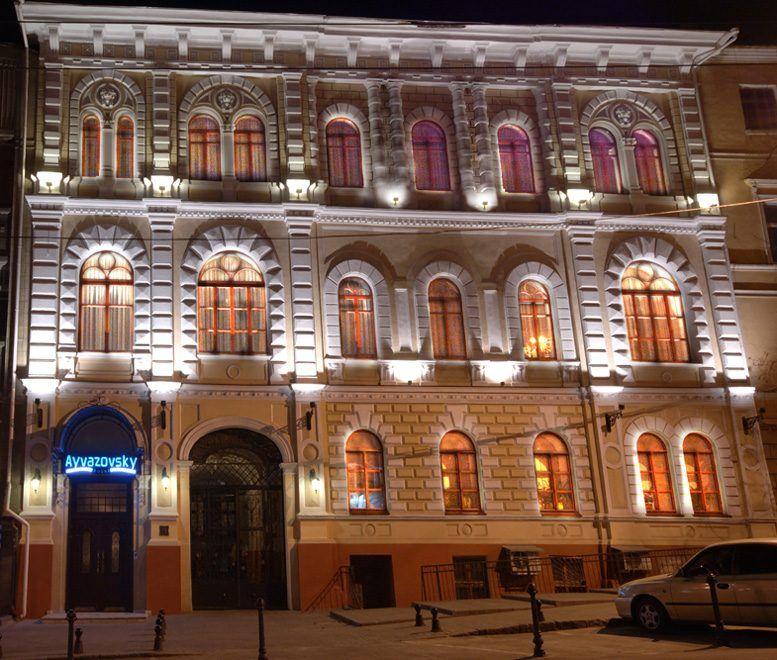 Odessa Hotels List